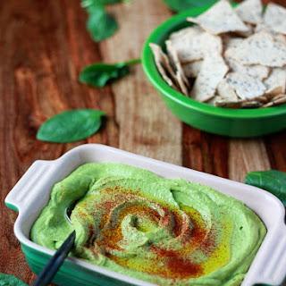 Spinach Hummus Recipes