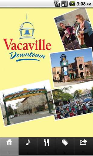 Downtown Vacaville California