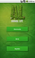 Screenshot of Animal Life