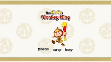 Screenshot of The Cute Monkey King(QVGA)