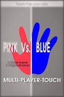 Screenshot of Multiplayer Games Pink Vs Blue