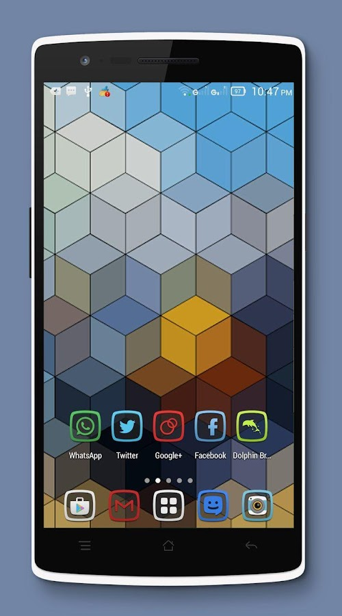 Tembus - Icon Pack Screenshot 4