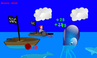 Screenshot of Pirates of the Muy Bien Free