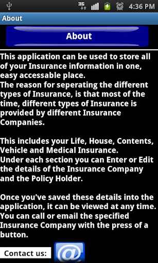Insurance Assistant