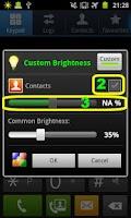 Screenshot of aBacklighter LITE