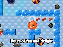 Screenshot of Wobble Quest