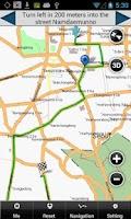 Screenshot of Seoul Map