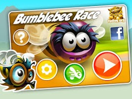 Screenshot of Bumblebee Race Survival