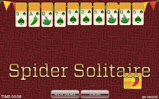Screenshot of Cinco de Mayo Solitaire