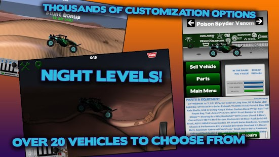 Offroad Nation™ Demo- screenshot thumbnail