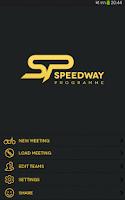 Screenshot of Speedway Programme