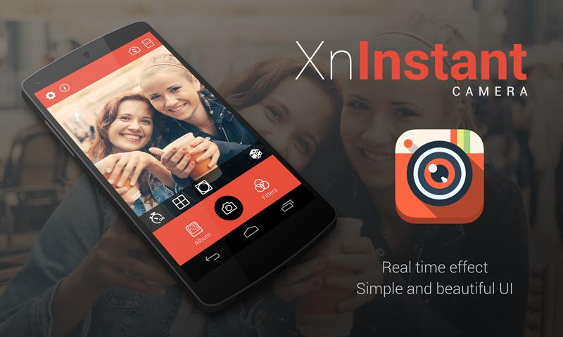 InstaCam - Camera for Selfie Screenshot