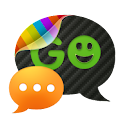 GO SMS pro Carbon pro THEME icon