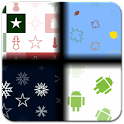 Light Grid Holiday Themes icon