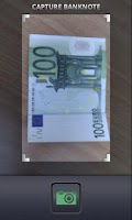 Screenshot of PicCash Banknote Goggles