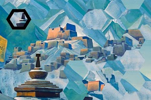 Screenshot of Puzzle Puzzlix: Roerich