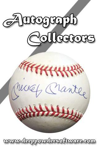 Autograph Collectors Guide