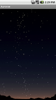 Screenshot of Dialpad: NightSky
