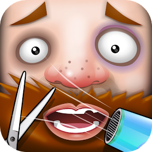 Crazy Beard Salon - free games unlimted resources