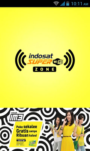 indosat-superwifi for android screenshot