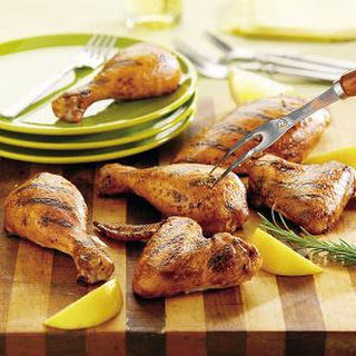Garlic and Lemon Herb Marinated Chicken