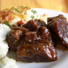 Crock Pot Barbecue Country Ribs