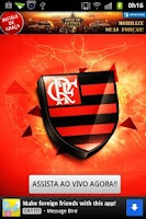 Screenshot of Flamengo AO VIVO FREE