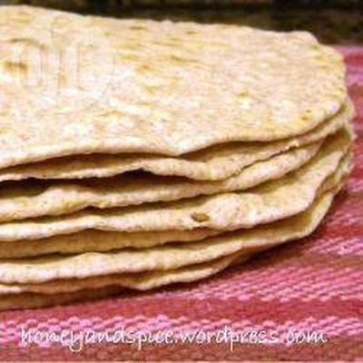 Best Ever Chewy Flour Tortillas