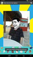 Screenshot of Meme Easy Camera