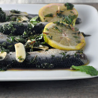 Sardine Bread Recipes