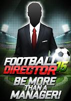 Screenshot of Football Director 15 - Manager
