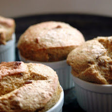 Easy and Light Pumpkin Souffle