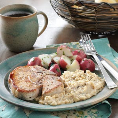 Elegant Pork Chops