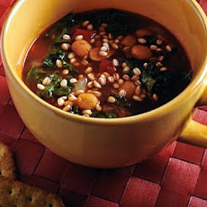 Winter Warm-up Soup