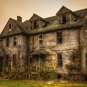 by Tony Cox - Buildings & Architecture Decaying & Abandoned ( tennessee, morristown, abandoned,  )