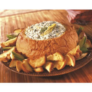 Islander Artichoke and Spinach Dip