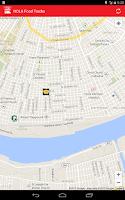 Screenshot of New Orleans Food Trucks
