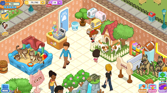Game Pet Shop Story™ apk for kindle fire