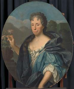 RIJKS: Christoffel Lubienitzki: painting 1721