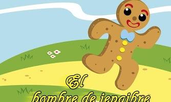 Screenshot of El hombre de jengibre