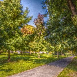 Park Bjelovar by Štefan Brajković - City,  Street & Park  City Parks ( croatia, bjelovar-bilogora county, bjelovar )
