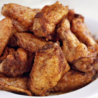 Chinese Five-Spice Chicken Wings