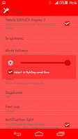 Screenshot of eXperiance Theme Red Rays