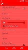 Screenshot of Red Rays Theme By Arjun Arora