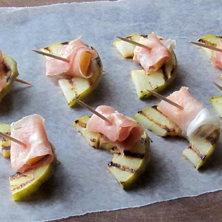 Grilled Apples Slices Recipes