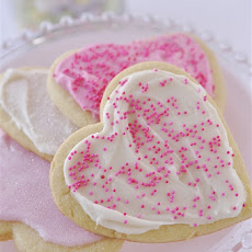 Valentine Sugar Cookie Tutorial