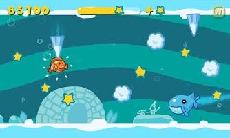 Screenshot of Doodle Fish