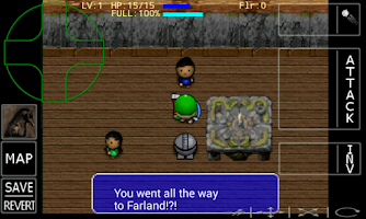 Screenshot of Voyage to Farland