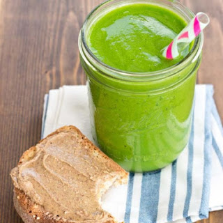 Ginger & Greens Smoothie