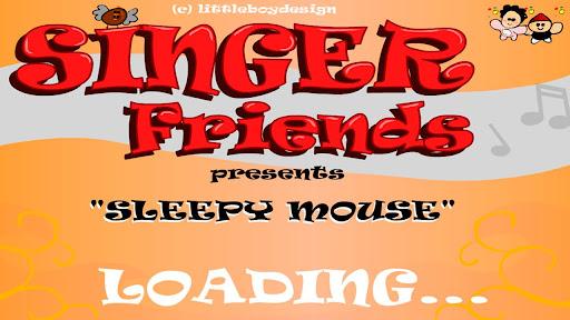 Singer Friends Mouse